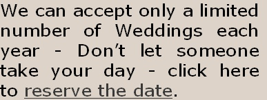 We can accept only a limited
